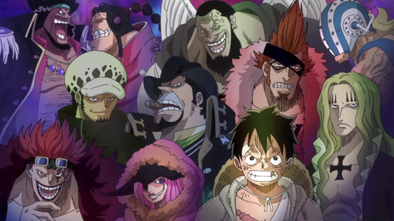 One Piece Season 19 :Episode 876  The Man of Humanity and Justice - Jinbe, a Desperate Massive Ocean Current