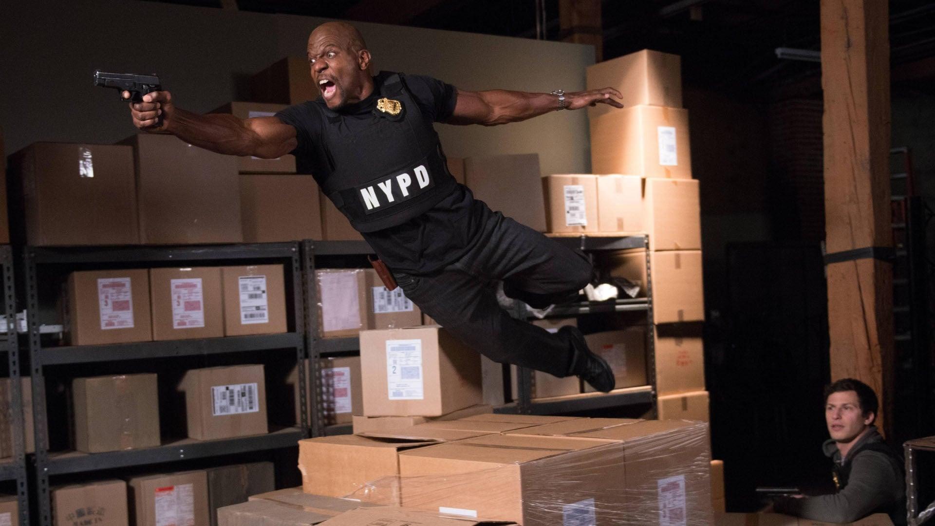 Brooklyn Nine-Nine - Season 1 Episode 14 : The Ebony Falcon