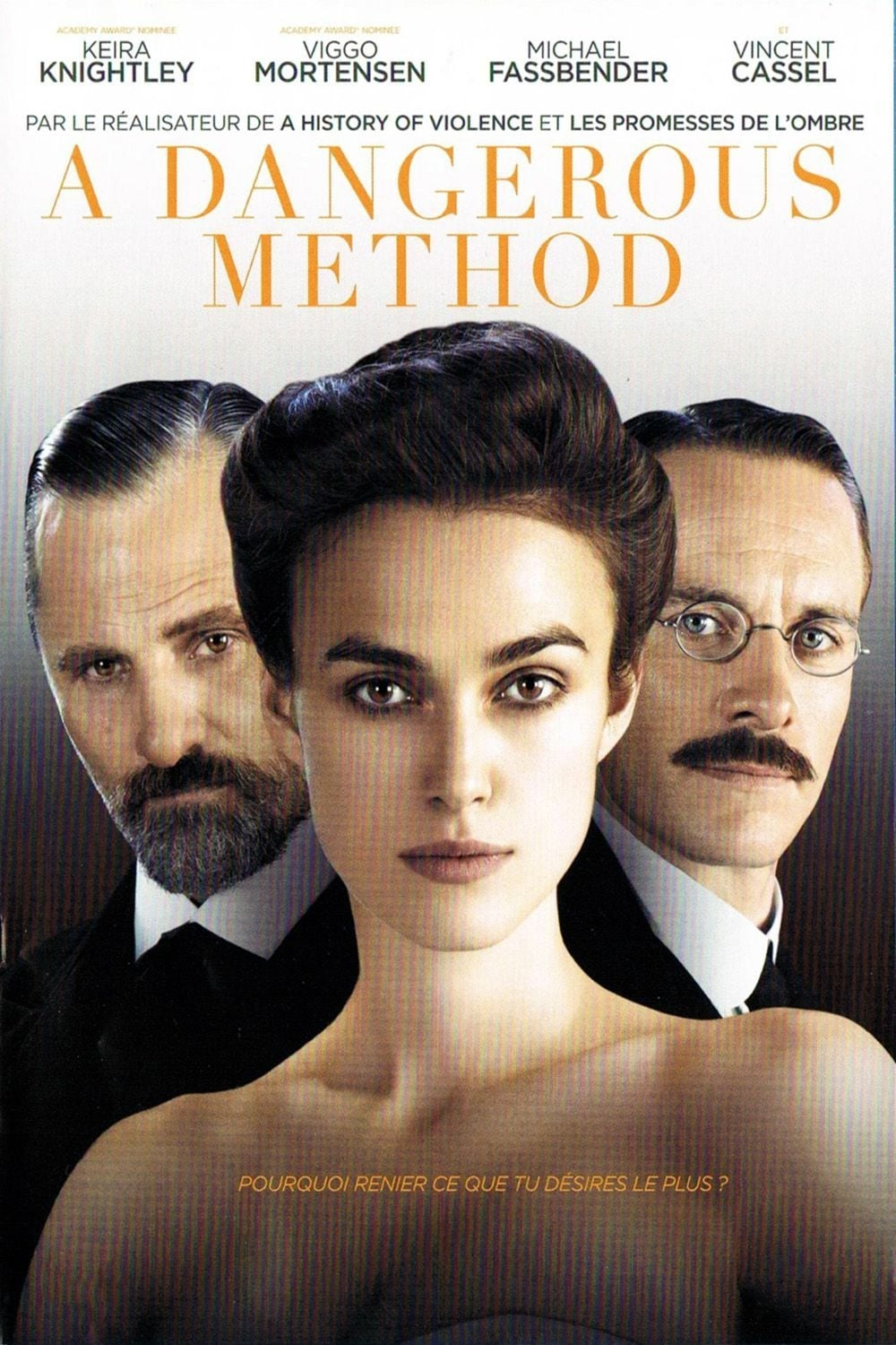 A Dangerous Method (2011) - Posters — The Movie Database ... A Dangerous Method Poster