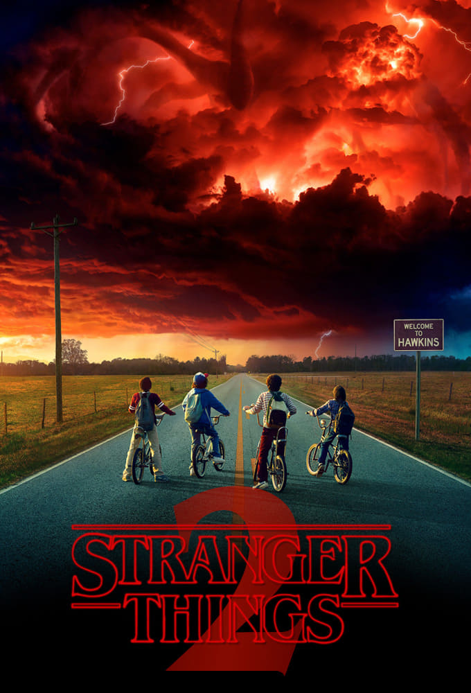 Stranger Things Season 2 ตอนที่ 9