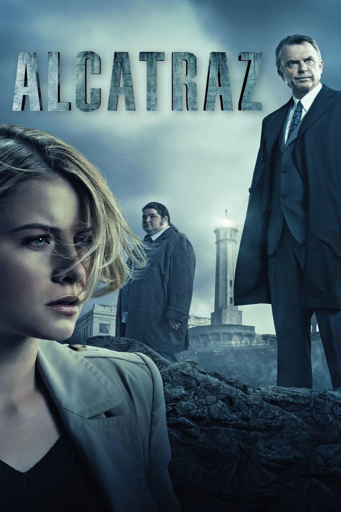 Alcatraz TV Shows About Escape