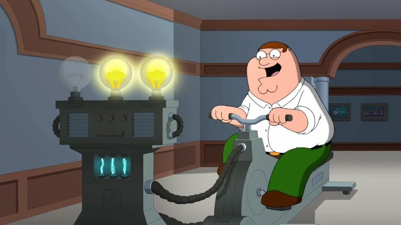 Family Guy Season 12 :Episode 5  Bobba-Dee Babba-Dee