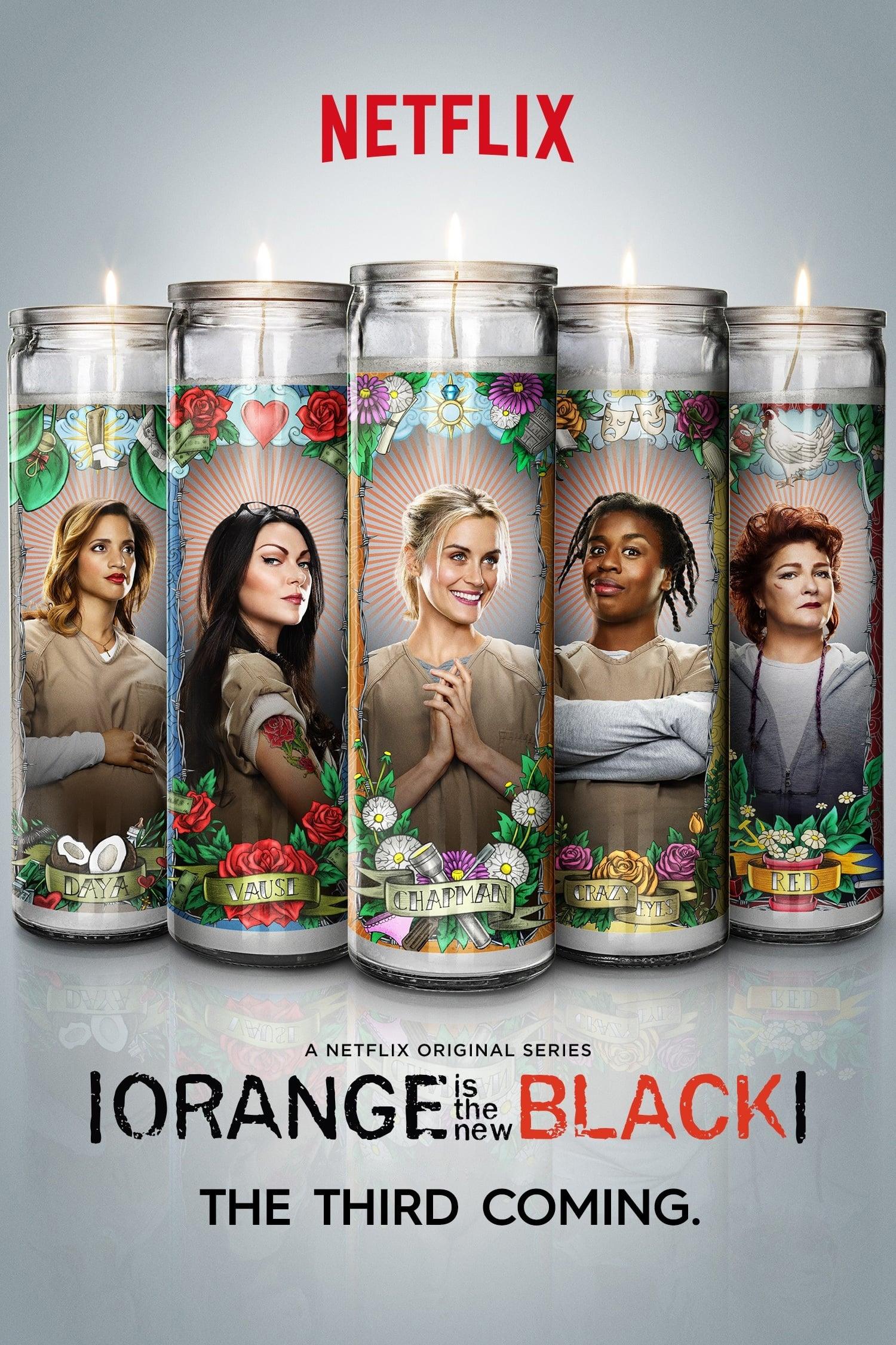 Orange Is The New Black 3° Temporada
