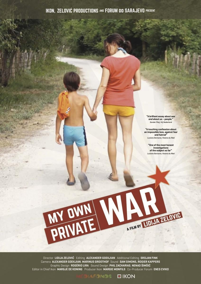 My Own Private War (2016)