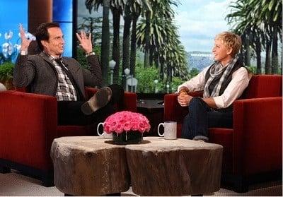 The Ellen DeGeneres Show Season 9 :Episode 33  Will Arnett, Anton Yelchin & Felicity Jones, Lady Antebellum