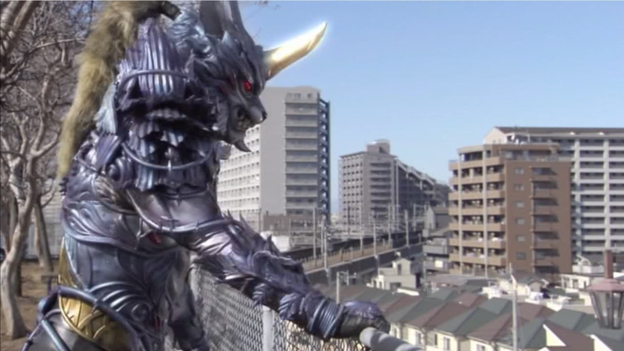 Kamen Rider Season 18 :Episode 8  Soul: The Angered Dragon Castle