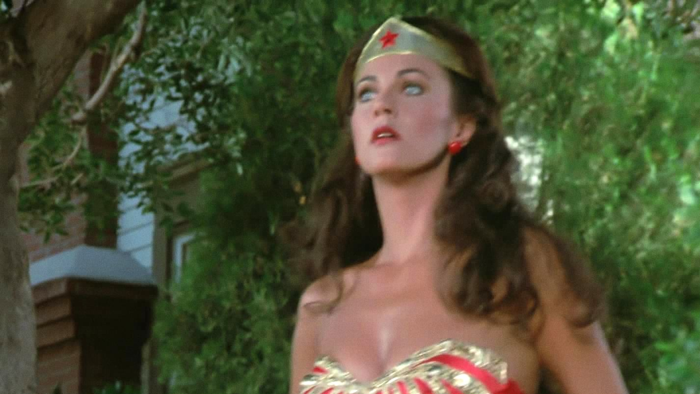 Wonder Woman Season 3 :Episode 4  The Fine Art of Crime