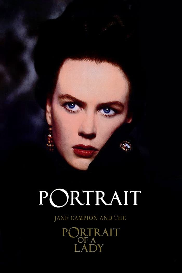 Portrait: Jane Campion and The Portrait of a Lady poster