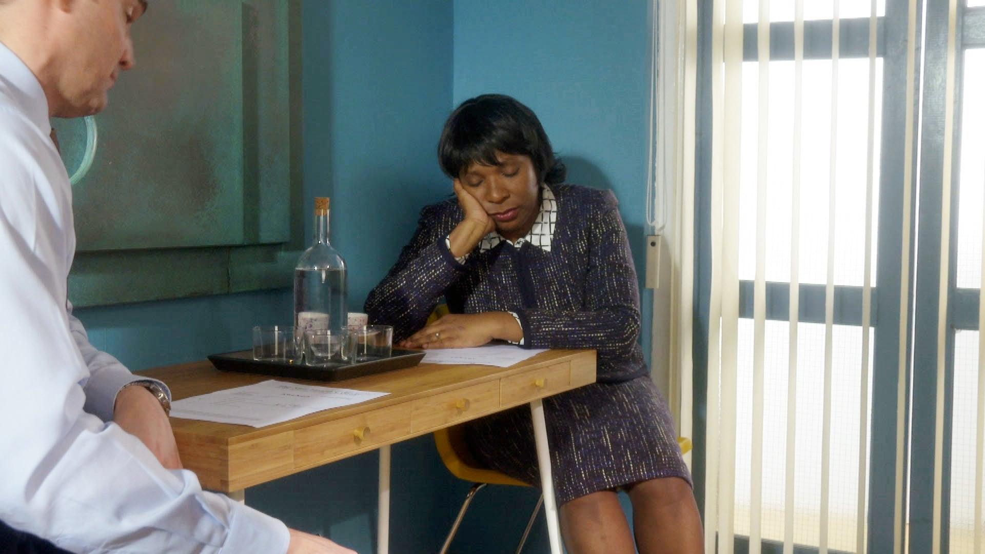 Doctors Season 18 :Episode 34  A Uniformed Presence