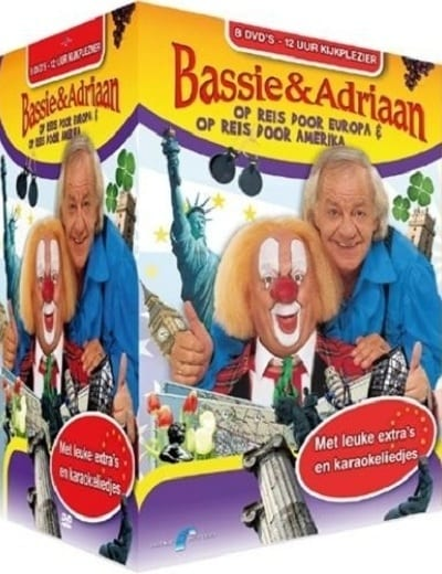 All Movies From Bassie En Adriaan Collection Saga Are On
