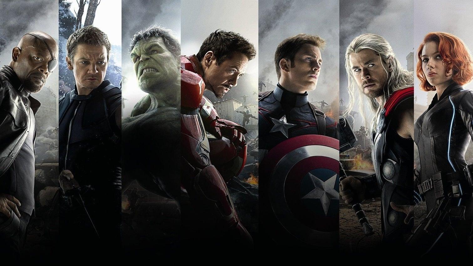 Avengers: La era de Ultrón