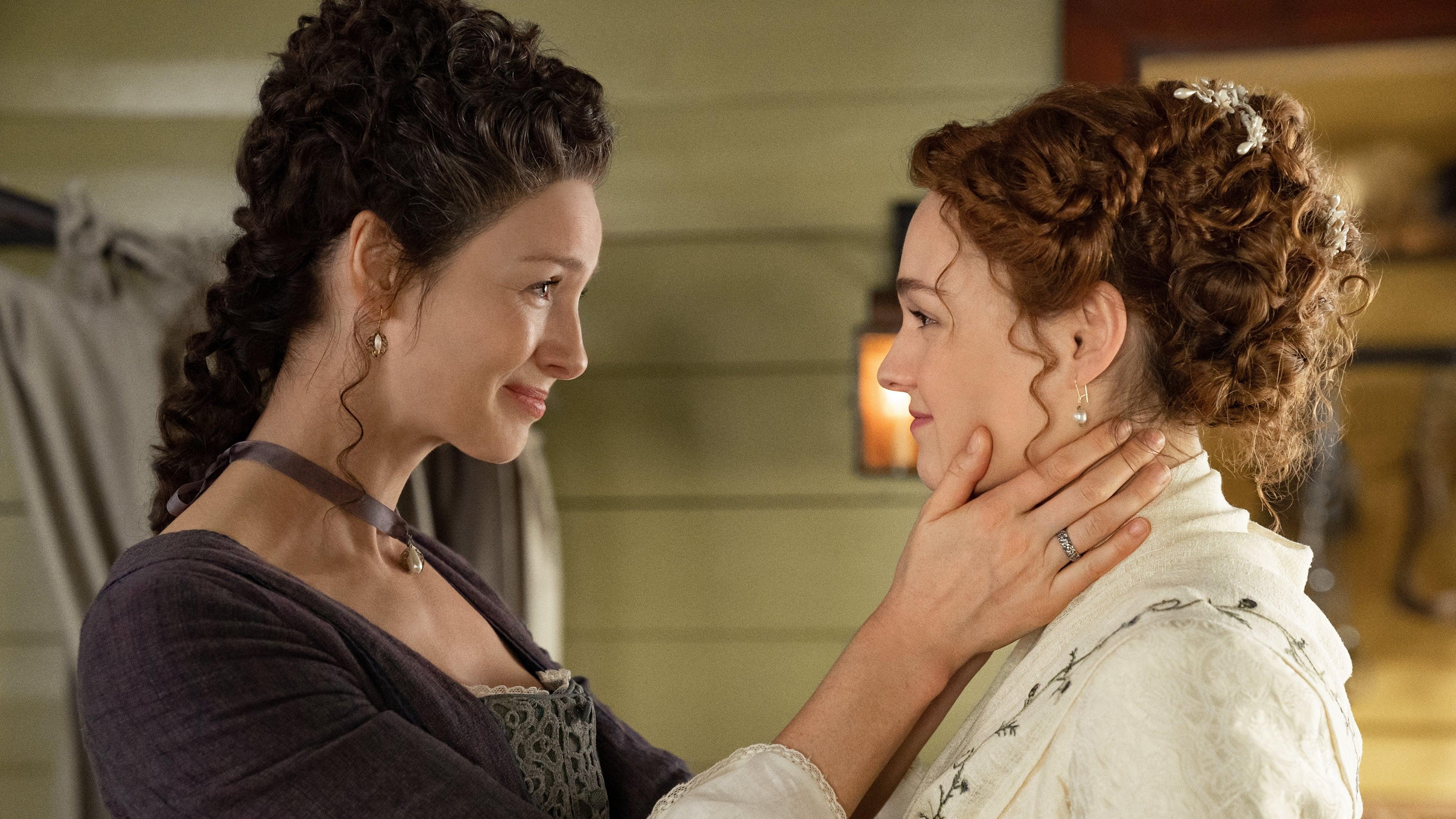 Outlander Season 5 :Episode 1  The Fiery Cross