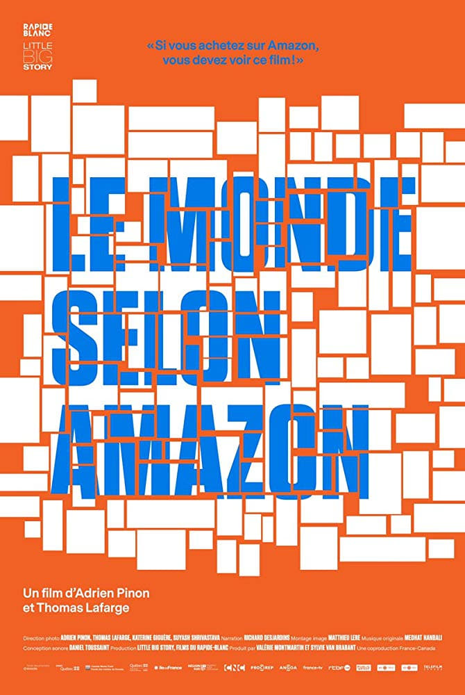 Le monde selon Amazon (2019)