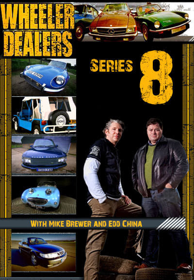 Wheeler Dealers Season 8