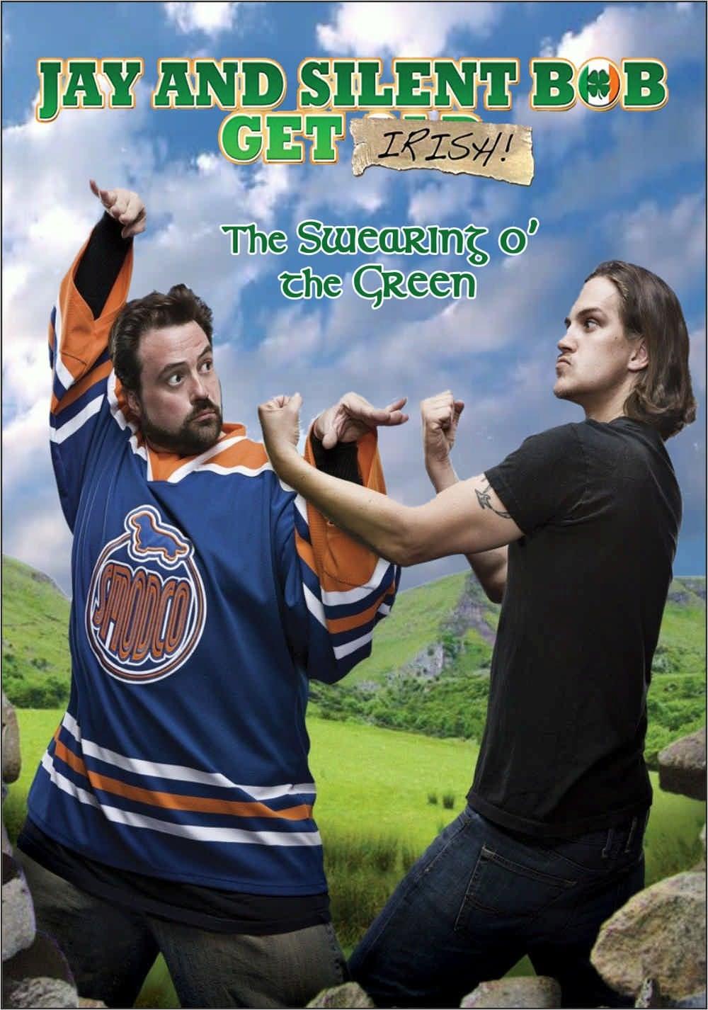 Jay and Silent Bob Get Irish: The Swearing o' The Green!