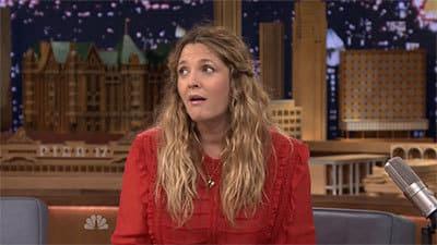 The Tonight Show Starring Jimmy Fallon Season 1 :Episode 60  Drew Barrymore, Giovanni Ribisi, Elbow