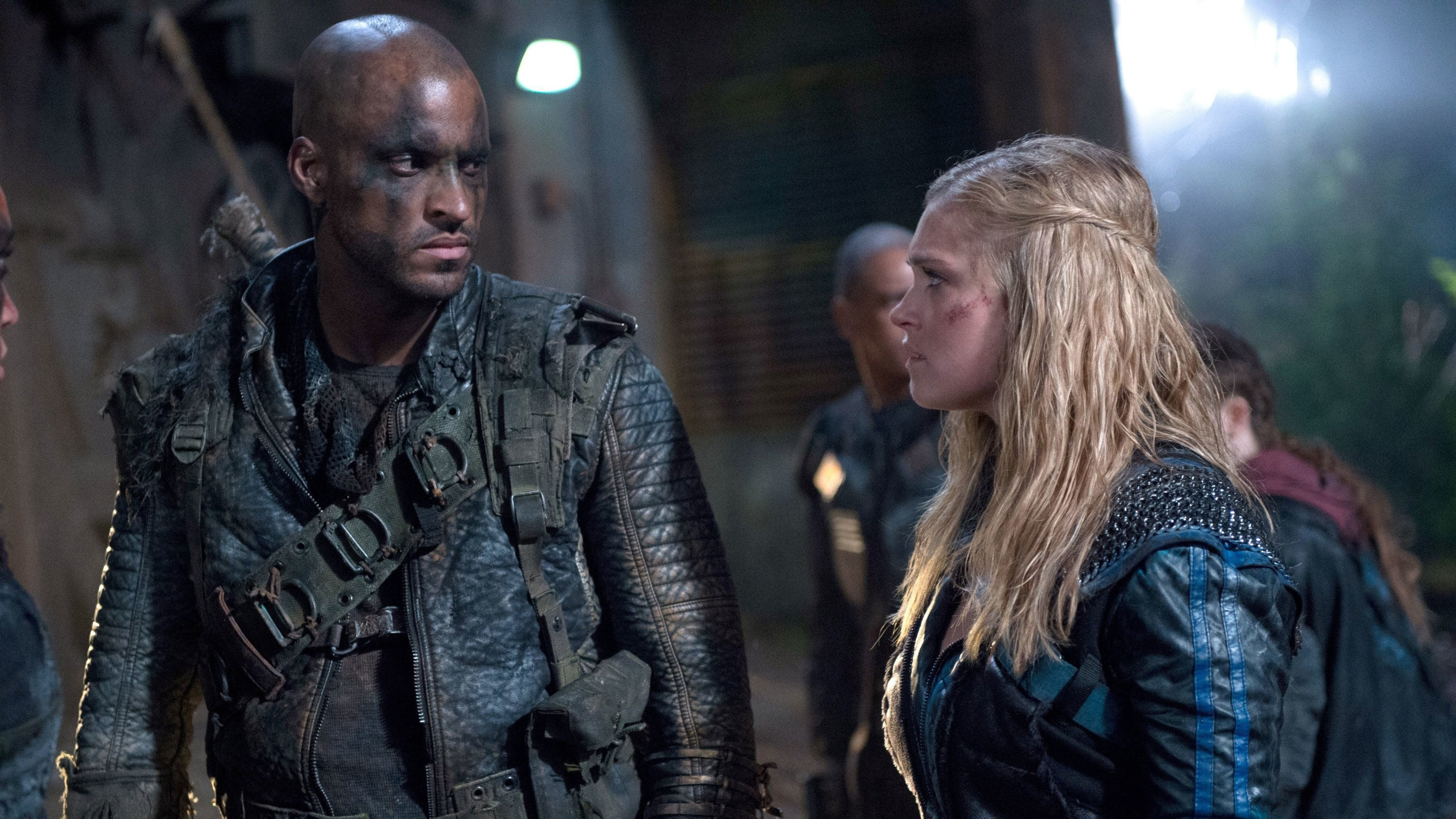 The 100 Season 2 :Episode 15  Verrat