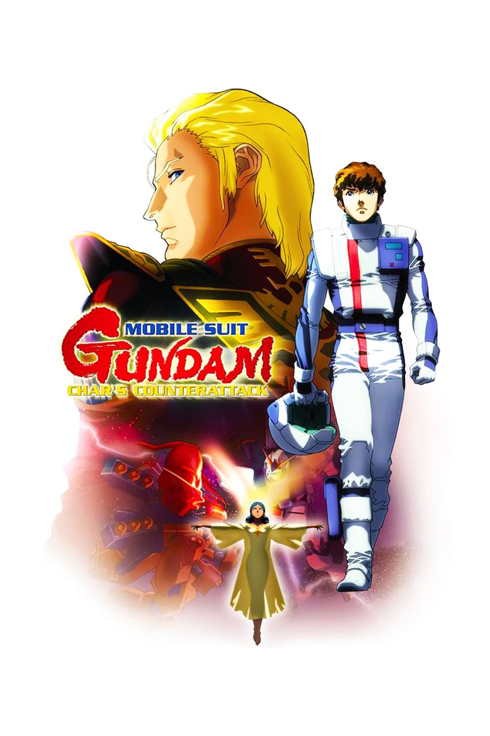 Mobile Suit Gundam: Char's Counterattack (1988)