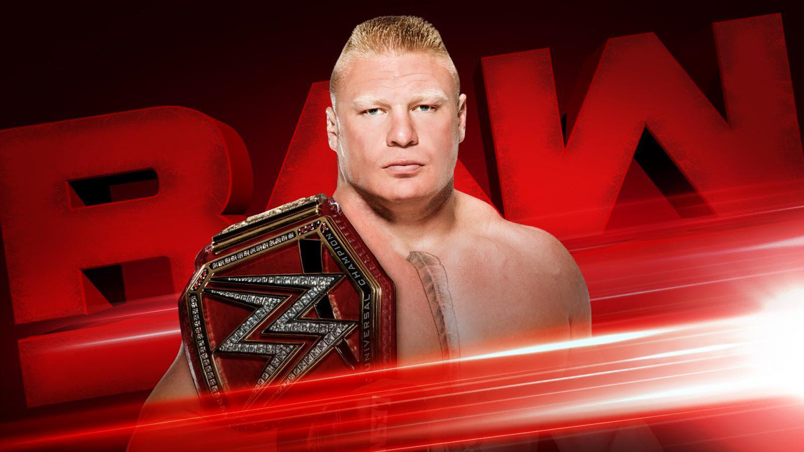WWE Raw - Season 25 Episode 24 : June 12, 2017 (Lafayette, Louisiana) (1970)