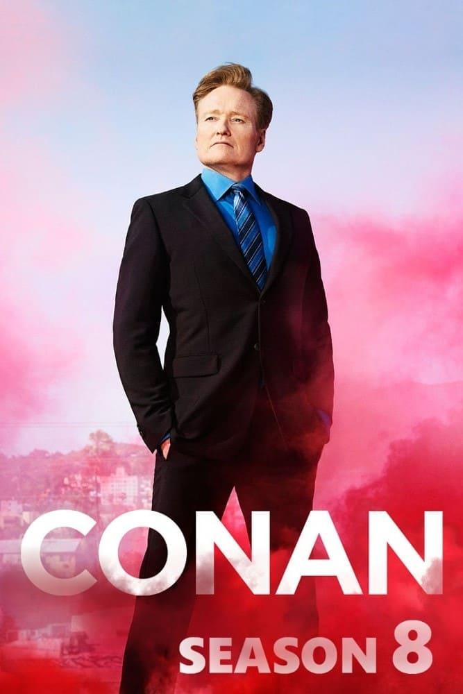 Conan Season 8