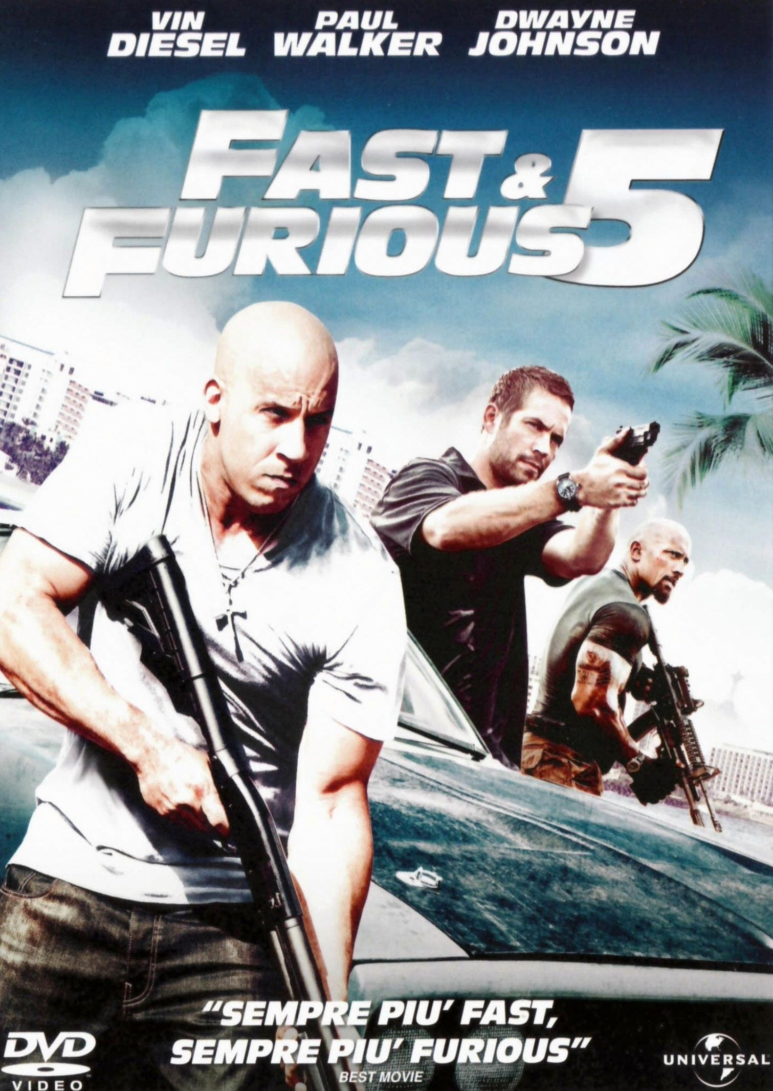 Fast five rio takeover online game