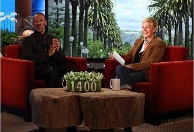 The Ellen DeGeneres Show Season 9 :Episode 38  Eddie Murphy, Coldplay
