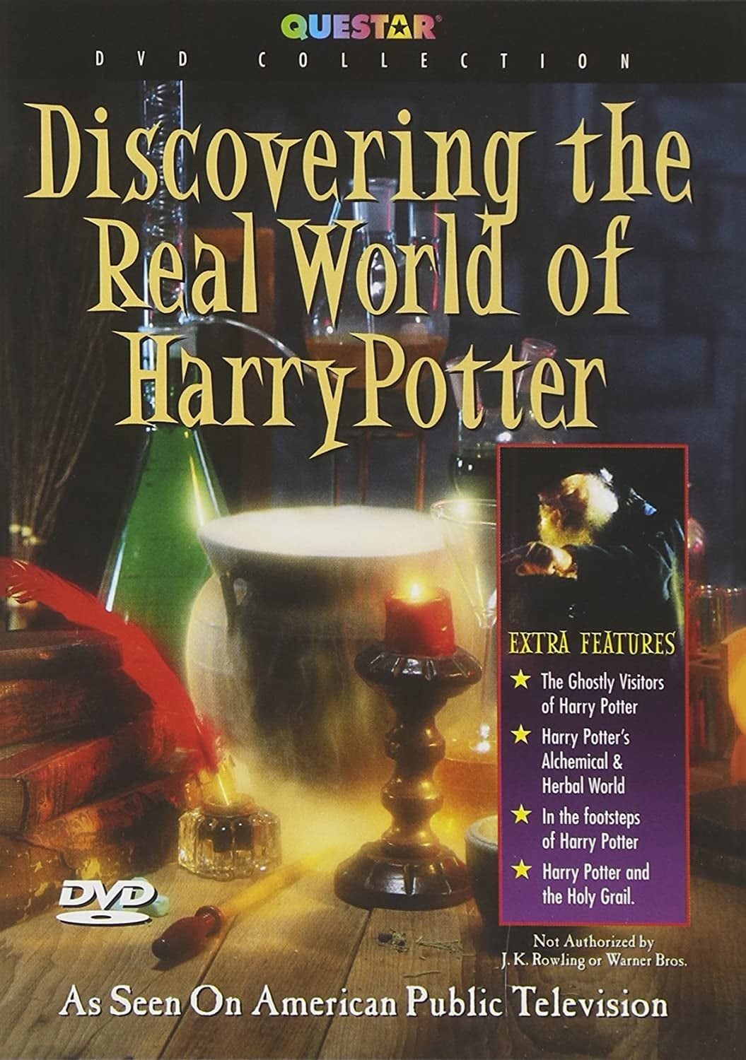 Discovering the Real World of Harry Potter (2001)