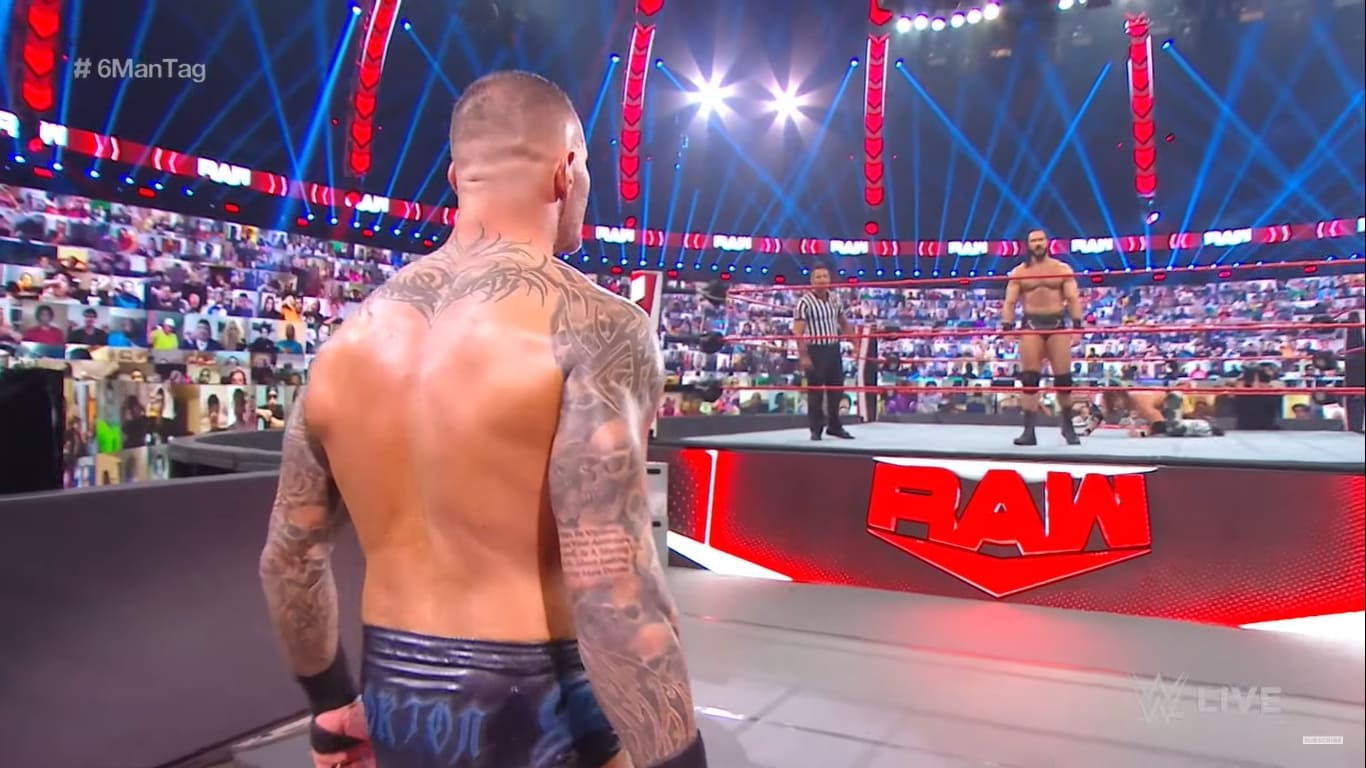 WWE Raw Season 28 :Episode 45  November 9, 2020