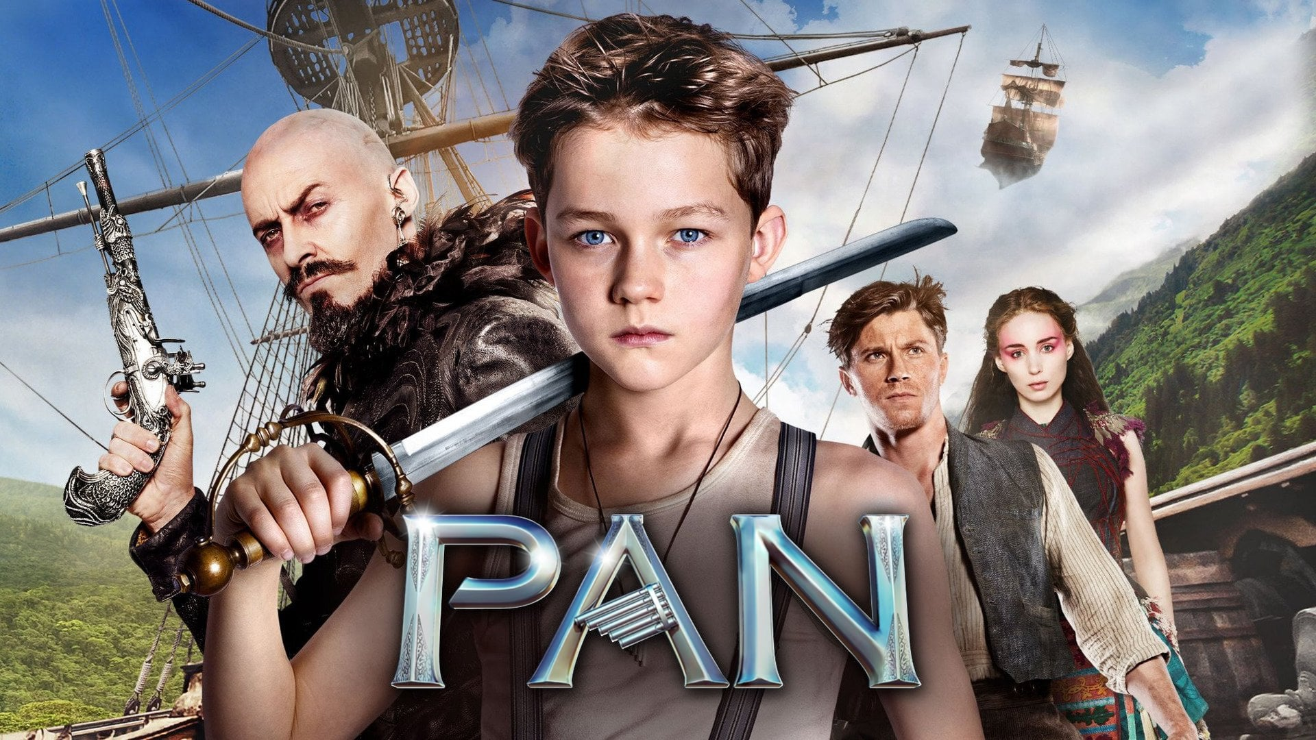 Pan Film Stream