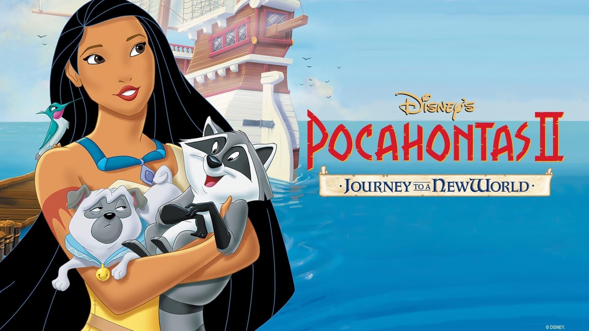 Покахонтас 2: Пътуване до един нов свят (1998)