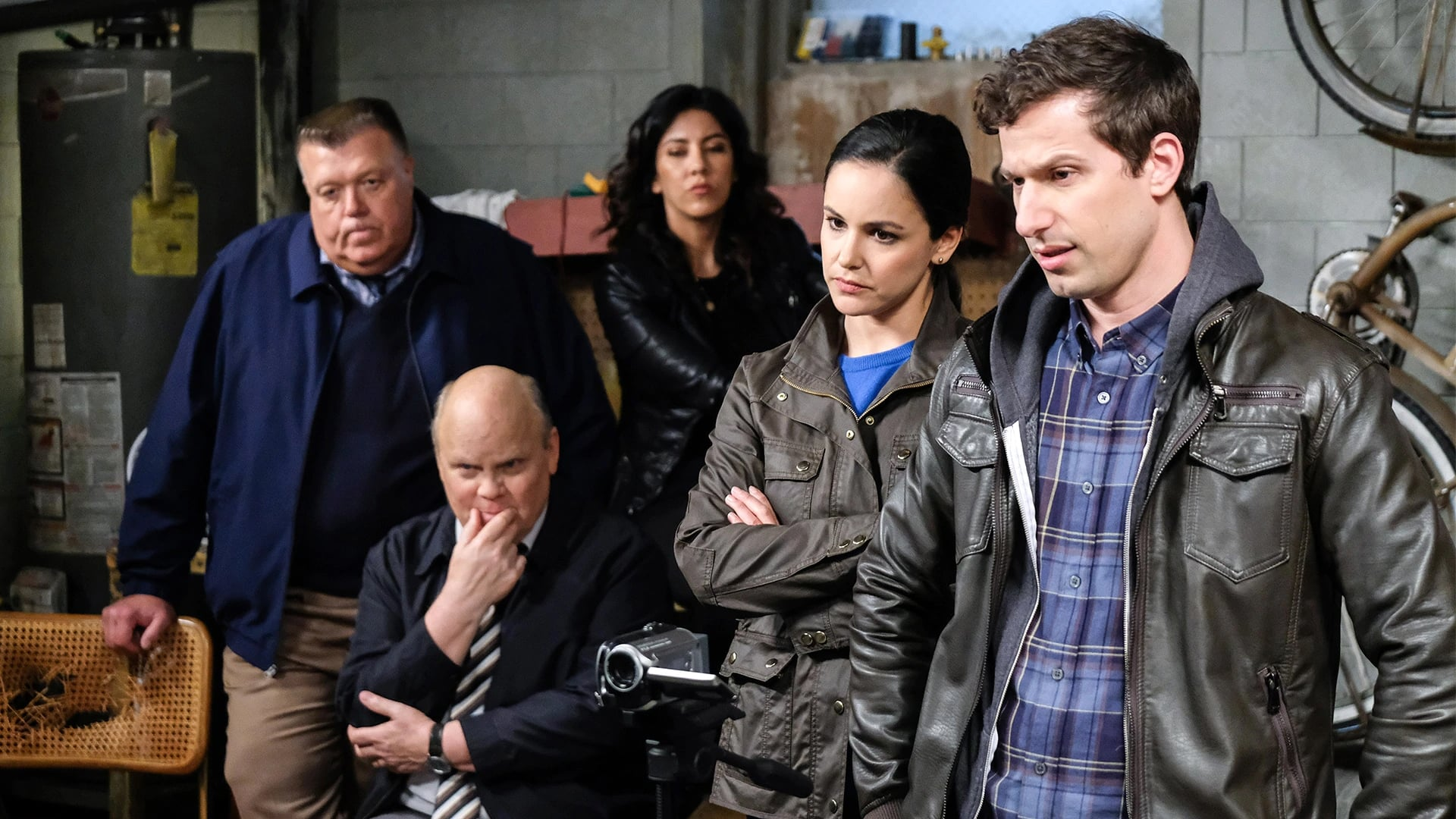 Brooklyn Nine-Nine Season 6 :Episode 18  Suicide Squad (2)