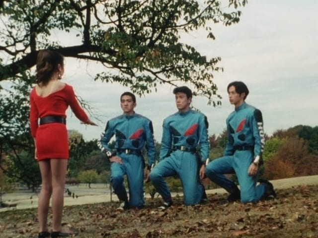 Super Sentai Season 19 :Episode 44  The World's Greatest Beauty