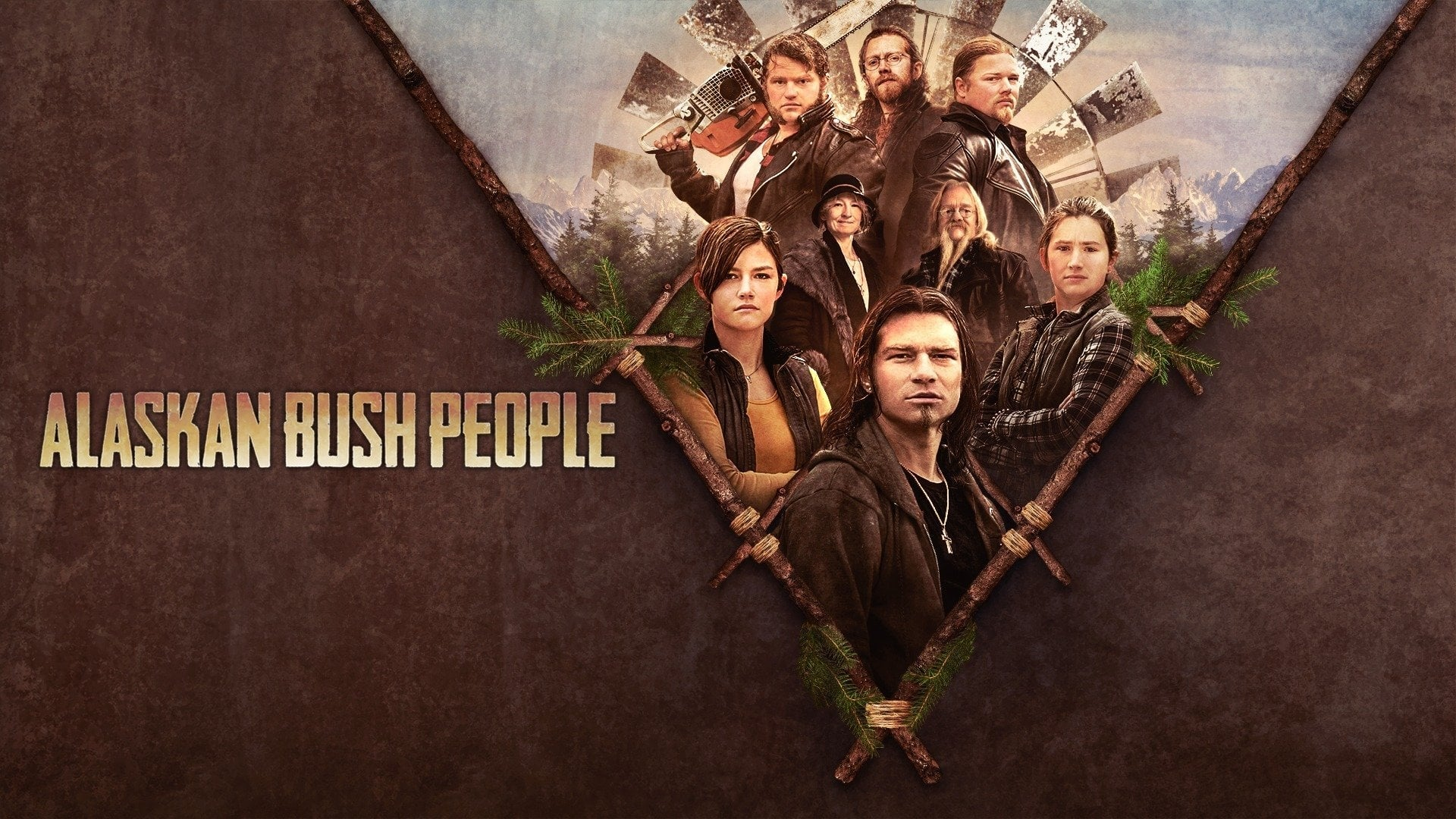 Alaska Bush People Deutsch