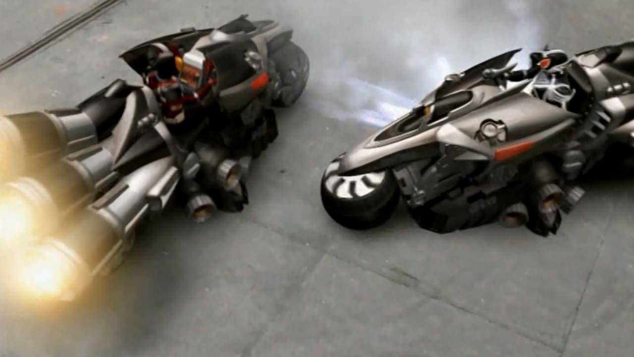 Kamen Rider Season 13 :Episode 30  Masato's Trap