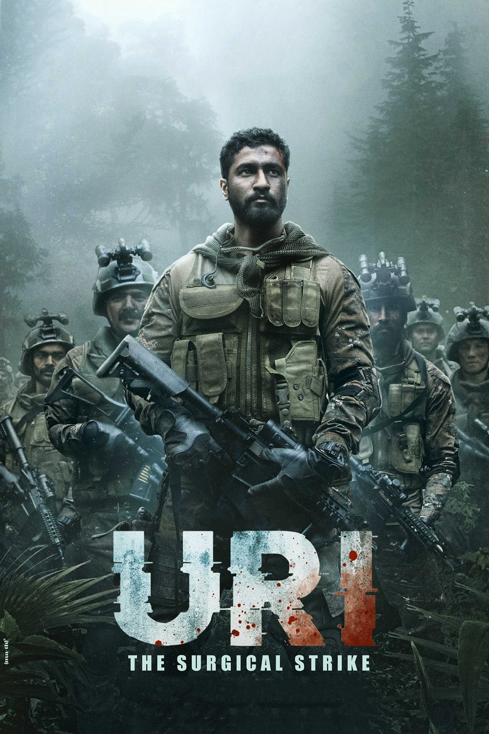 watch Uri: The Surgical Strike 2019 HD online free HD