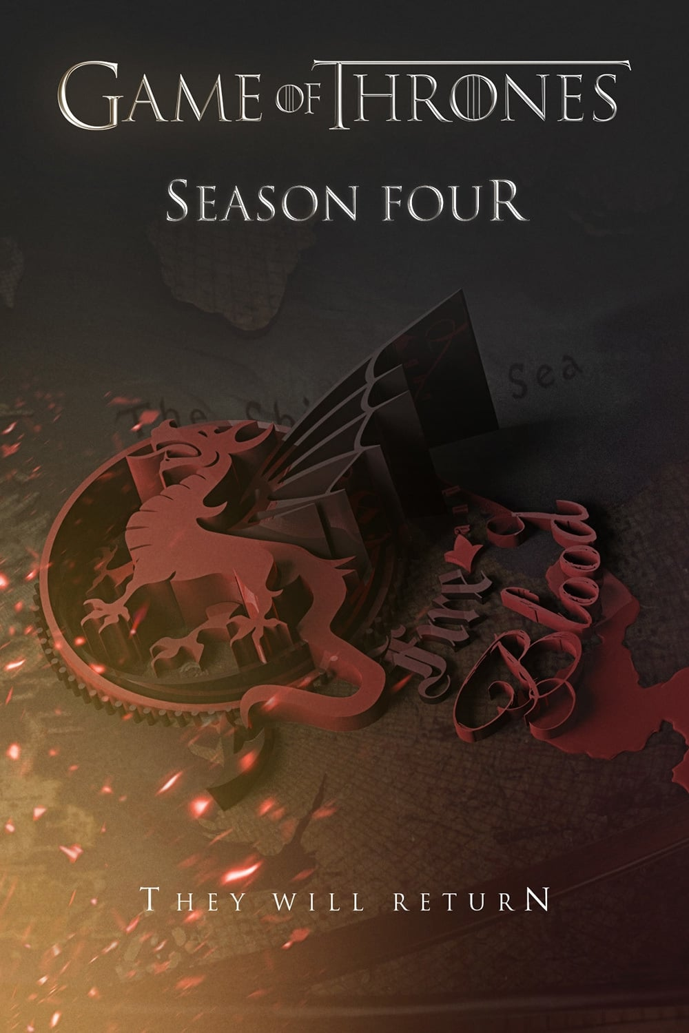 Game Of Thrones Season 4 Complete