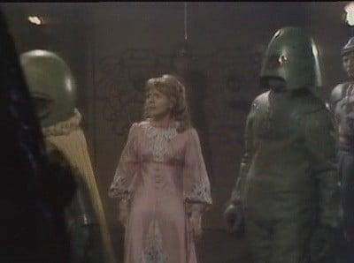 Doctor Who Season 9 :Episode 8  The Curse of Peladon, Episode Four