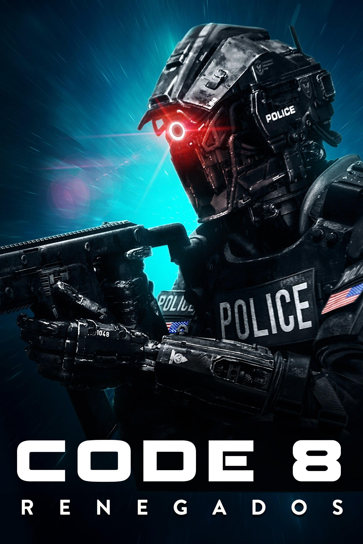 assistir filme code 8: renegados