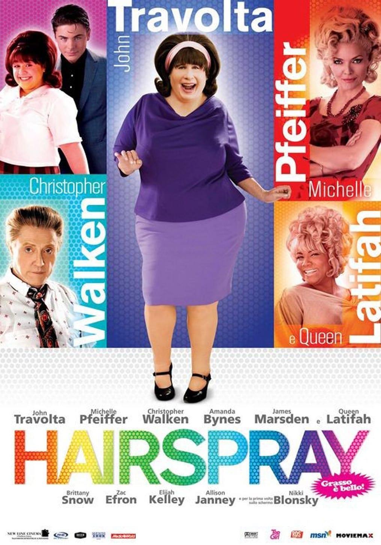 Ver Hairspray Online HD Español (2007)