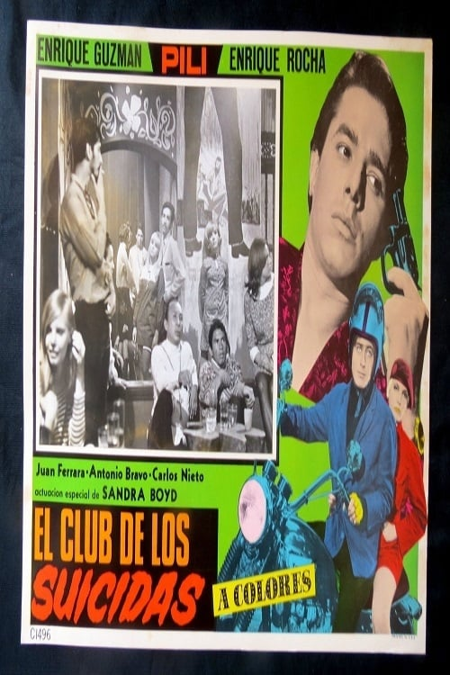 Ver El club de los suicidas Online HD Español (1970)