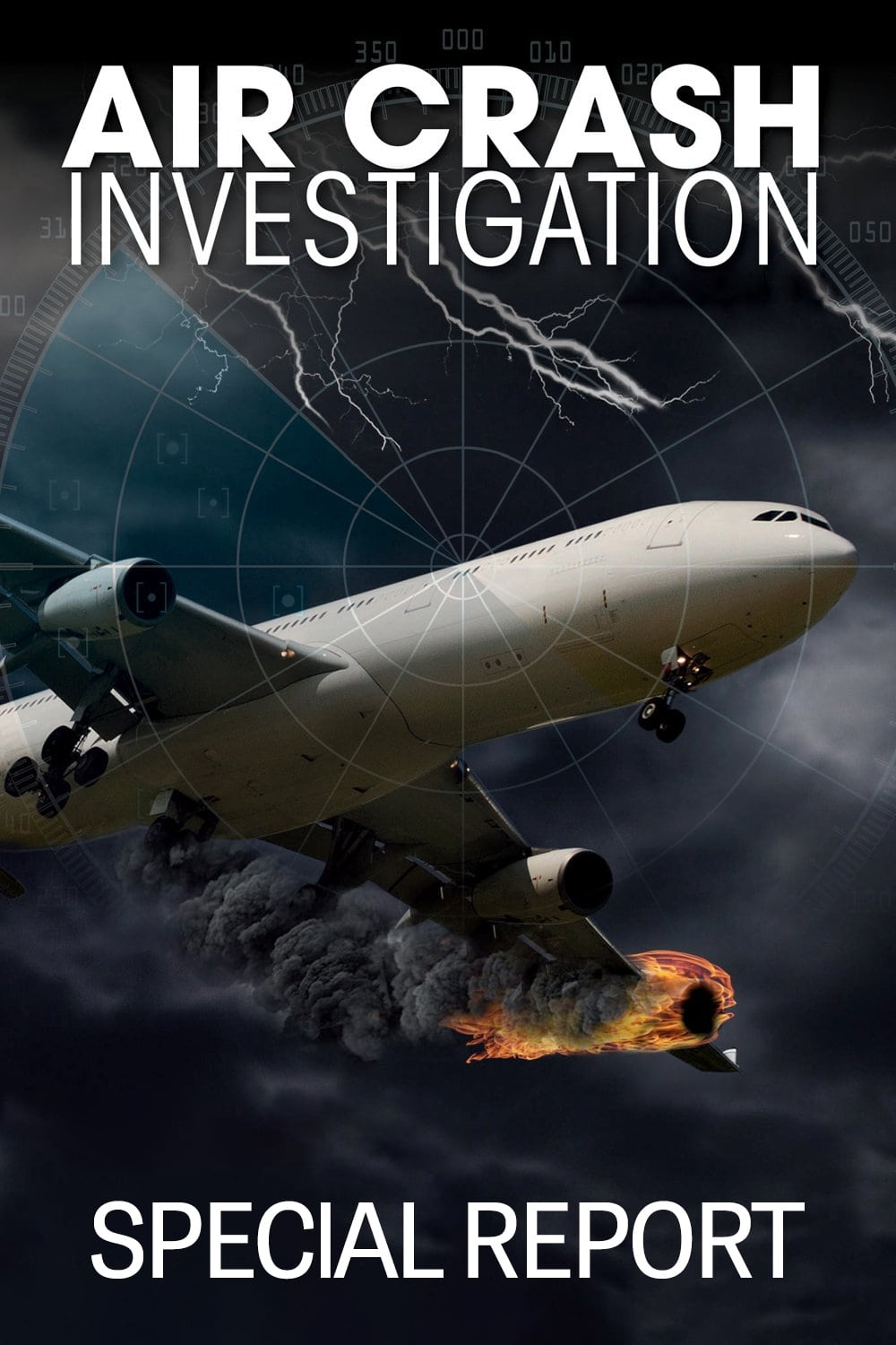 Mayday: The Accident Files TV Shows About Airplane Crash