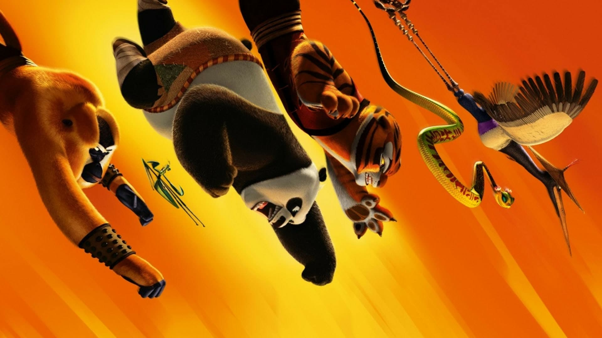 Kung Fu Panda: Legends of Awesomeness - Season 3 Episode 9 : The Goosefather