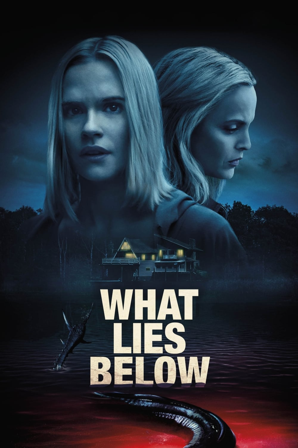 What Lies Below Legendado