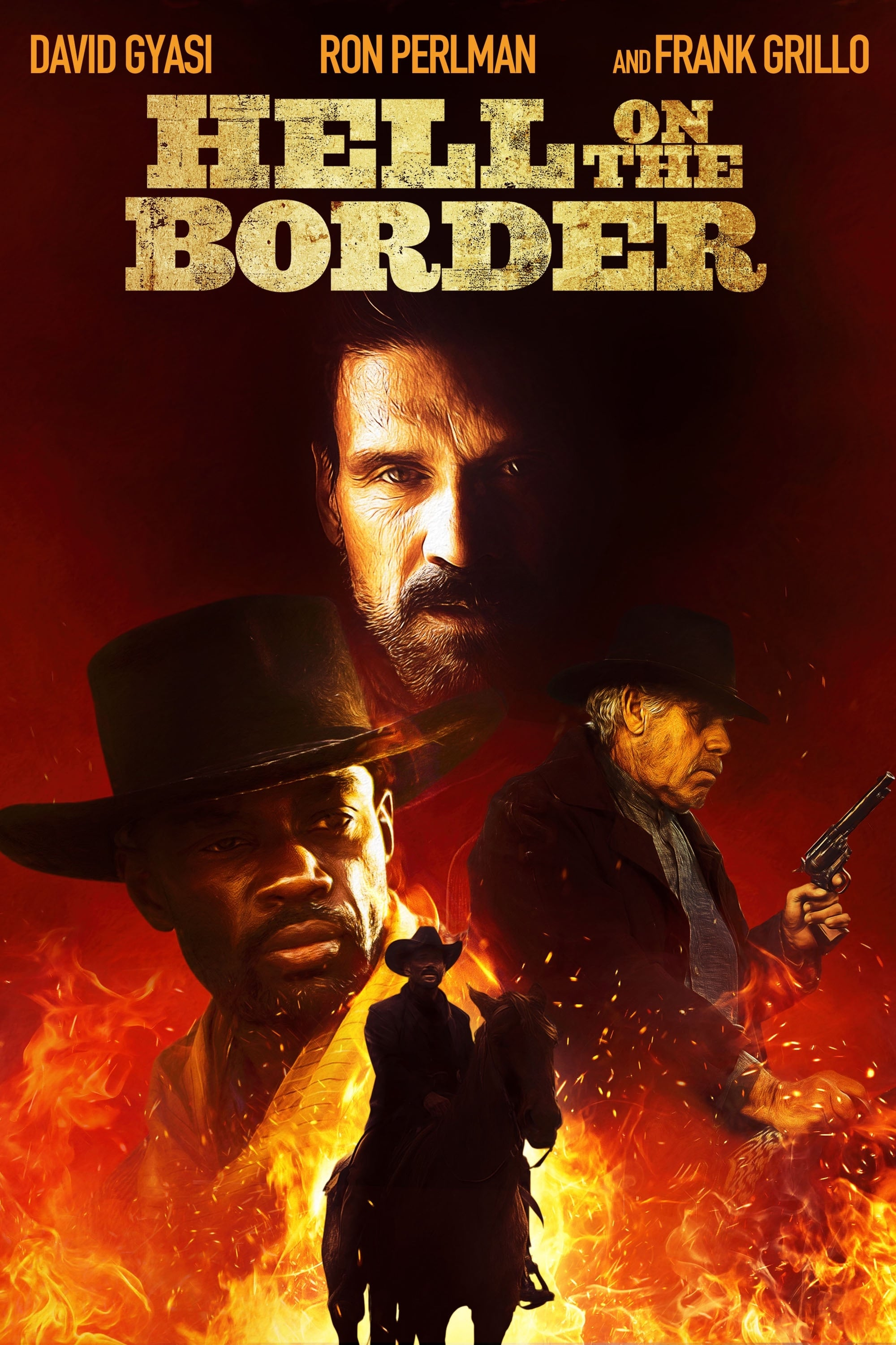 Watch Hell on the Border Online