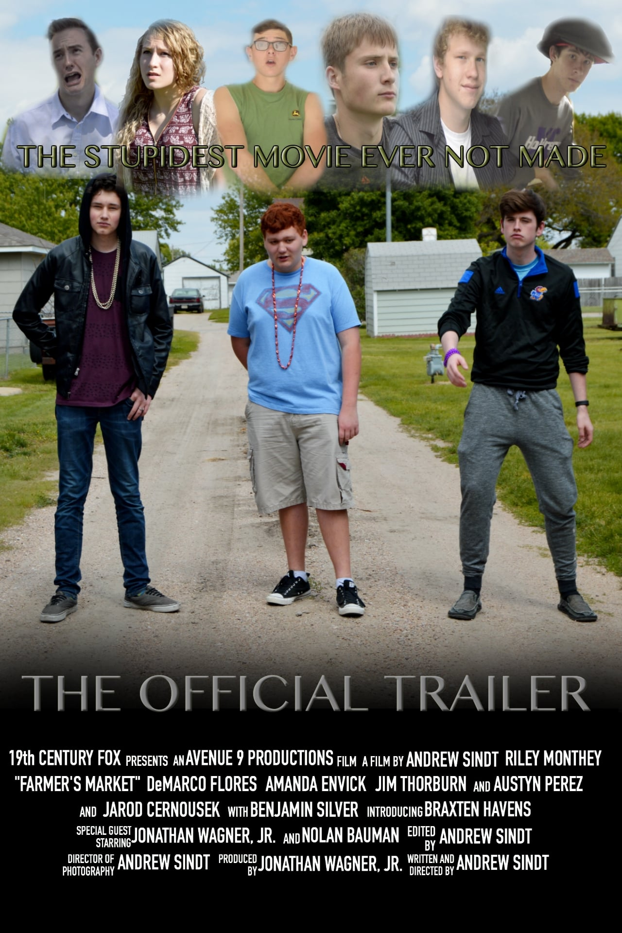 Ver The Official Trailer Online HD Español ()