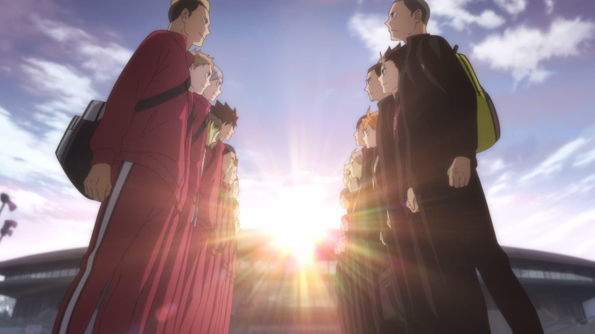 Haikyu!! Season 4 :Episode 25  The Promised Land