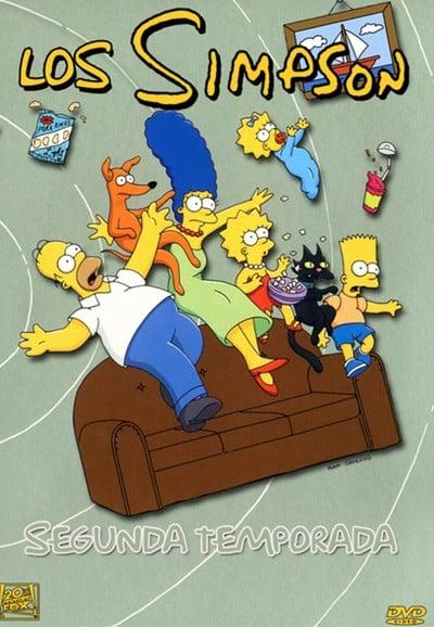 Los Simpson Season 2