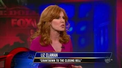 The Daily Show with Trevor Noah Season 15 :Episode 44 Liz Claman