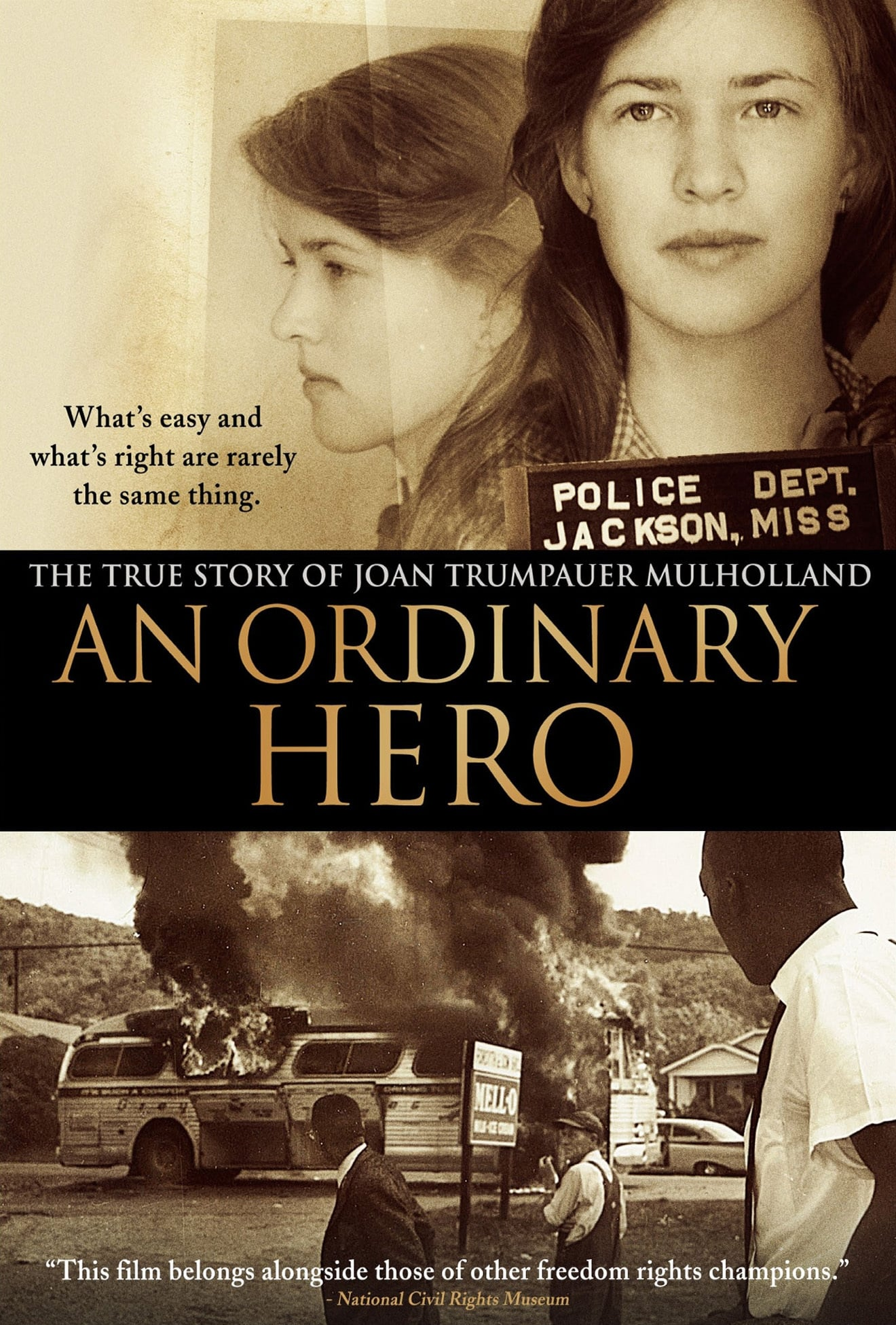 An Ordinary Hero: The True Story of Joan Trumpauer Mulholland on FREECABLE TV