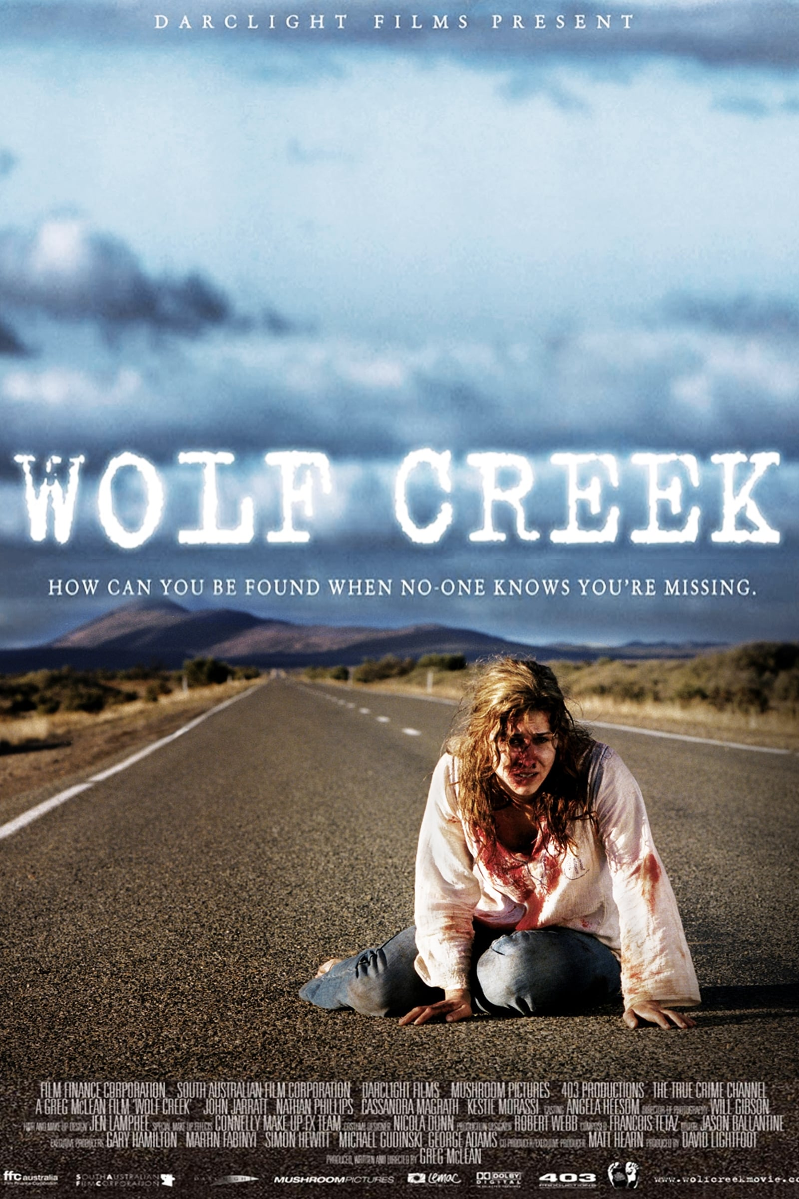 Wolf Creek / Απόλυτος Τρόμος